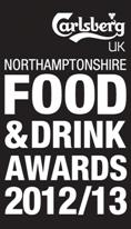 Northamptonshire Food And Drinks Awards