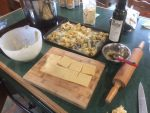 Childrens pasta making course